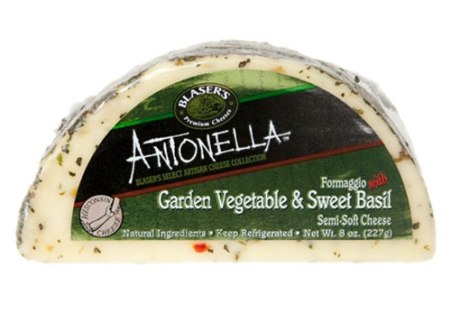 Antonella Garden Vegetable and Sweet Basil