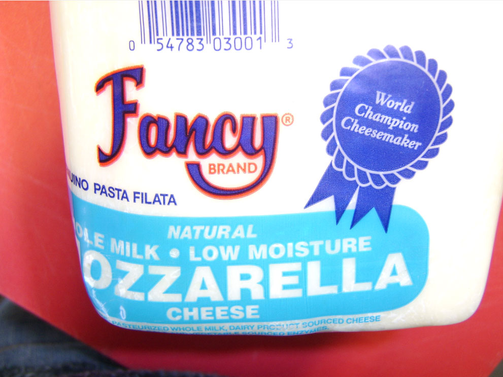 Mozzarella 6#  (Fancy)
