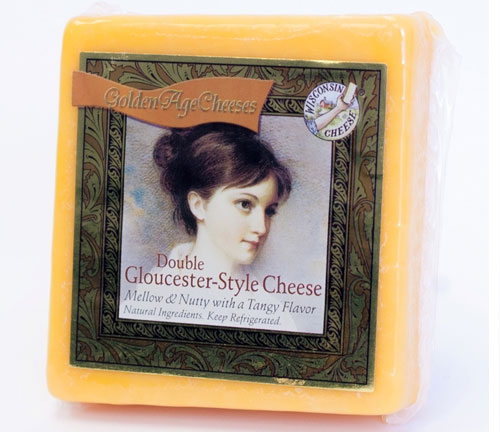 Double Gloucester-Style Cheese