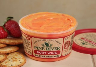 8oz Port Wine Spread (Pine River)